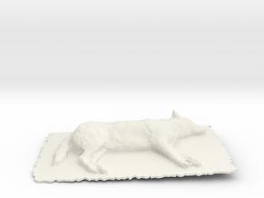 Choupi101013 in White Natural Versatile Plastic