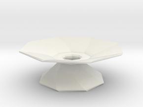 sparrow bath in White Natural Versatile Plastic