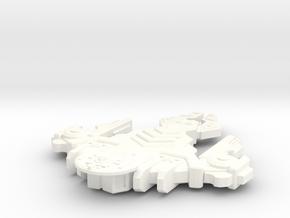 Mekarra Class in White Processed Versatile Plastic