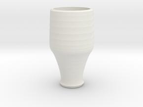 blue cap cup 1 in White Natural Versatile Plastic