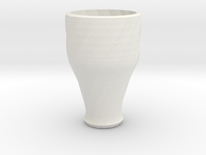 pink cap cup 1 in White Natural Versatile Plastic