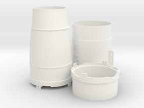 Order16 in White Processed Versatile Plastic