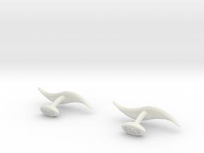 Option5 R6 Double in White Natural Versatile Plastic