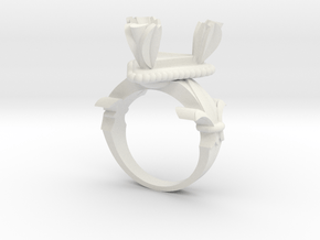 16mmtrillion in White Natural Versatile Plastic