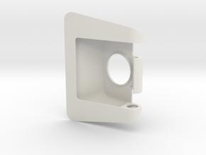 Fantom Torro1 in White Natural Versatile Plastic