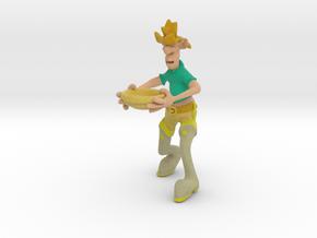 Gold Miner in Full Color Sandstone