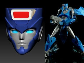 CHROMIA homage Tempest Set for RID in Smooth Fine Detail Plastic