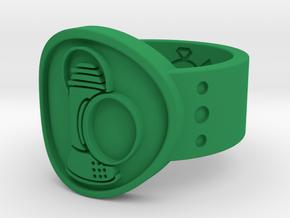Alan Scott FF (Sz 5-15) in Green Processed Versatile Plastic