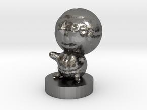 Sculptris Pilot in Polished Nickel Steel