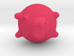 Pig in Pink Processed Versatile Plastic