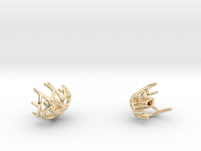 Bracelet (pieces 2 and 3) in 14K Yellow Gold