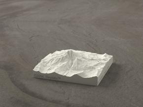 3'' Mt. Jefferson, Oregon, USA, Sandstone in Natural Sandstone