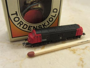Nohab My T gauge 1:450 in Smooth Fine Detail Plastic