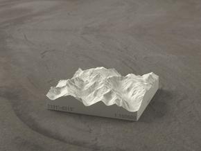 3'' Picket Range, Washington, USA, Sandstone in Natural Sandstone