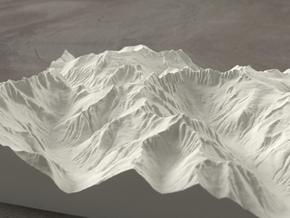 8'' Picket Range, Washington, USA, Sandstone in Natural Sandstone