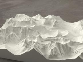8'' Glacier National Park, Montana, USA, Sandstone in Natural Sandstone