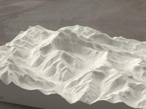 8''/20cm Aconcagua, Argentina, Sandstone in Natural Sandstone