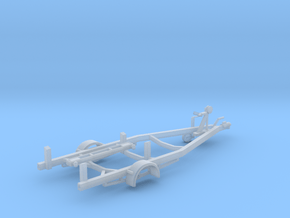 Bootstrailer 7 in Smooth Fine Detail Plastic