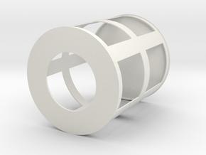 Apollo SM Struct Shell 1:32 in White Natural Versatile Plastic