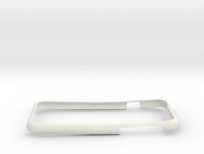 iphone 6 BendGate Case in White Natural Versatile Plastic