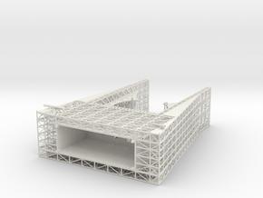 Bow Forward Framing V0.6 in White Natural Versatile Plastic