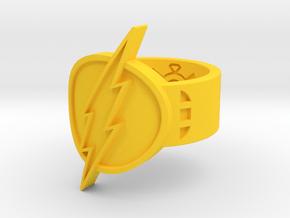 Flash (Sz 5-15) in Yellow Processed Versatile Plastic