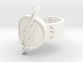 Flash Sz 15 in White Processed Versatile Plastic