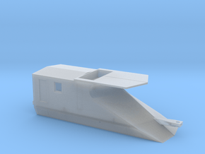 HO CN #55600-55613 Wingless Body in Smooth Fine Detail Plastic
