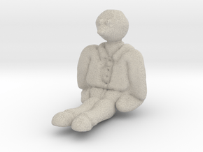 Moley from wind in the willows in Natural Sandstone