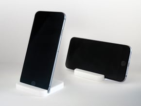 iPhone 6 Travelers Stand in White Natural Versatile Plastic
