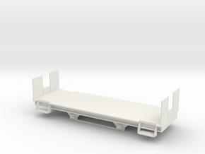 Untergestell in White Natural Versatile Plastic