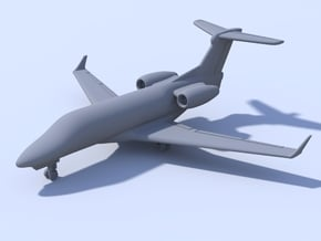 500 - Embrear Phenom 300 - Solid in Smooth Fine Detail Plastic