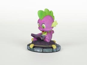Sidekicks #1 - Spike the Dragon in Full Color Sandstone