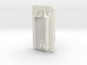 Galaxy S5 / Dexcom Case - NightScout or Share in White Natural Versatile Plastic