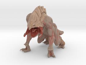 Davi Blight's King of Predators Collectable Figure in Full Color Sandstone
