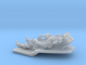 YT1300 SMT CABIN COCKPIT in Smooth Fine Detail Plastic