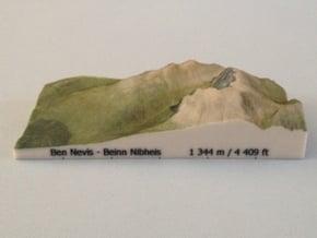 Ben Nevis - Photo in Full Color Sandstone