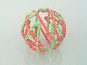 String Ball in Full Color Sandstone