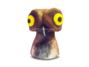 Weird Stuff I Do Potoo in Full Color Sandstone