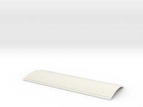 Dach in White Natural Versatile Plastic