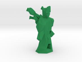 Green in Green Processed Versatile Plastic