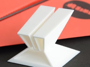 Base2Stand for PowerUp 3.0 in White Natural Versatile Plastic