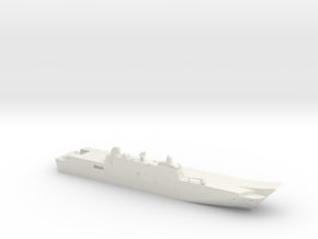 Canberra LHD 1/600 in White Natural Versatile Plastic
