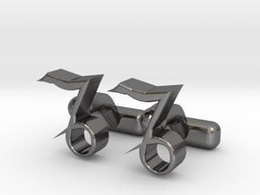 Capricorn Z in Polished Nickel Steel