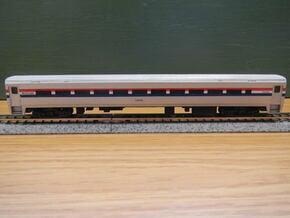 Amtrak Horizon Coach V2 Doors in Smooth Fine Detail Plastic