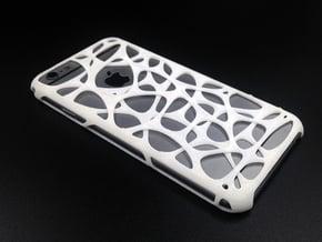 iPhone 6 case - Cell 2 in White Processed Versatile Plastic