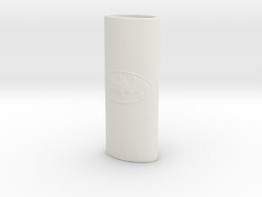 Batman - Bic Lighter Case in White Natural Versatile Plastic