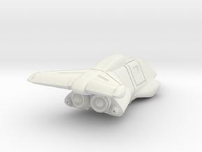 Xip in White Natural Versatile Plastic
