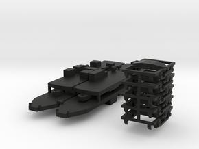 Liberty Liner Under Frames And Trucks in Black Natural Versatile Plastic