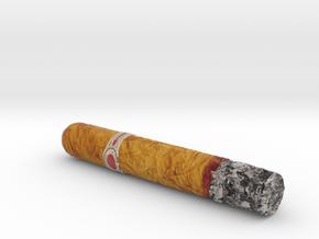 Cigar in Full Color Sandstone